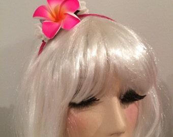 Tropical hair band