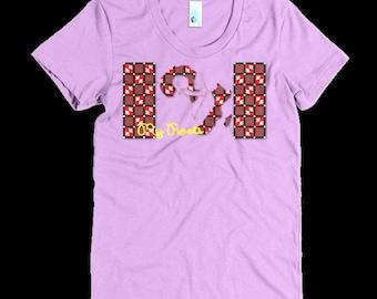 Lwili Women's short sleeve t-shirt