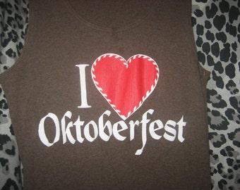 Oktoberfest Tank Top