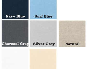 Robert Kaufman Fabric, Brussels Washer Linen ,washable linen blend fabric, many colors