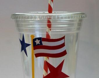 Patriotic Party Cups