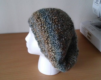 Mega Wide Slouchy Hat
