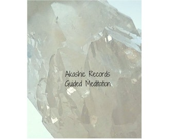 Access your Akashic Records Guided Meditation