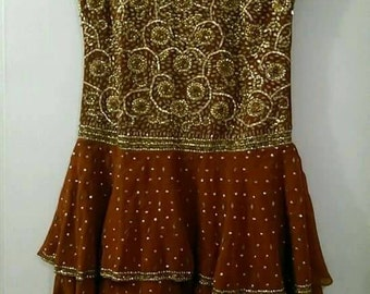 Stunning Indian styled dress