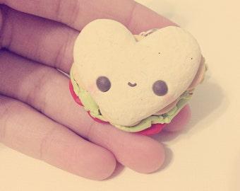 Heart Sandwich (Valentine's Edition)