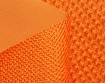 CARRY canvas/canvas - waterproof - color: orange - 0.5 m