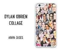 Dylan O'brien Phone Case iPhone 4 4s 5 5s 5c SE 6 6s 7 7s plus Cover Samsung Galaxy S4 S5 S6 edge S7 Note