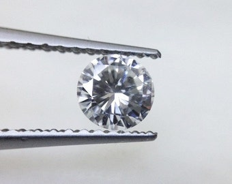 GIA Certified .35ct. G color , SI1 clarity Round Brilliant Cut Natural Diamond