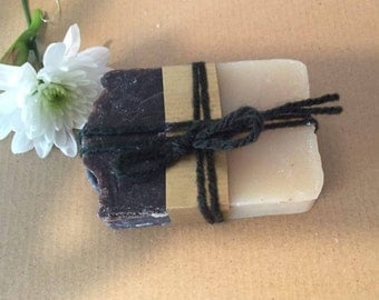Coal vanilla SOAP