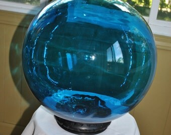 Fish Float - Glass Bouy