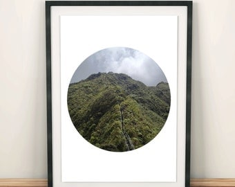 Haiku Stairs Printable