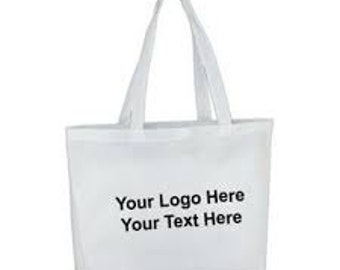 Personalized Convention Tote Bag
