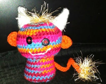 Crochet Monster :)