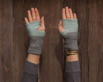 Wrist Warmers Fingerless Gloves
