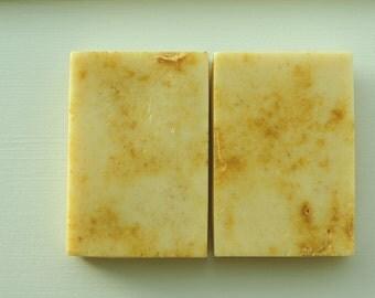 Fresh Citrus Shea Butter Soap Bar