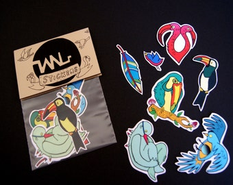 Stickers pack TANG #3