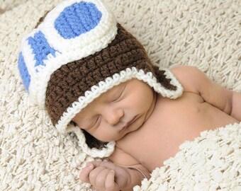 Lil' Aviator - Fits Newborn