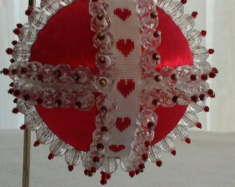 Christmas Ornament - Red