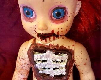 Satan Baby Girl