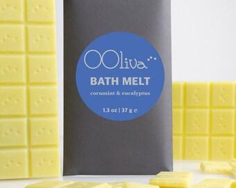 BATH MELT - cornmint & eucalyptus