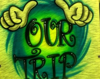 """Vacation Shirt """"Our Trip"""""""