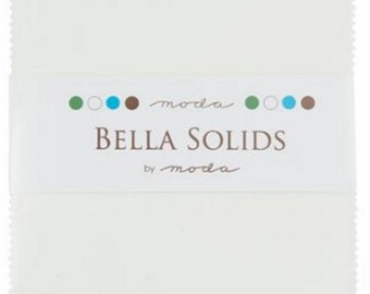 Bella Solid White from Moda