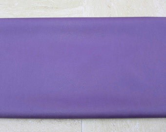 Purple PU Leather Fabric 50cm x 65cm