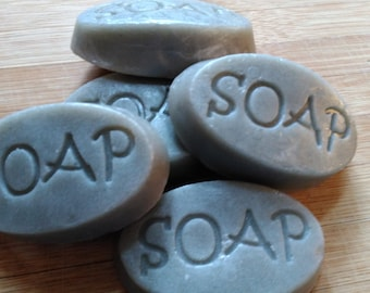 Shave Soap Bars set of 5 Bars