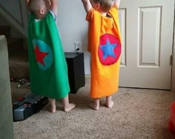 Handmade Super hero capes!