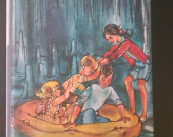 The Bobbsey Twins in the Mystery Cave by Laura Lee Hope