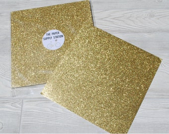 Mother Load Gold Paper Supply Station Premium Cardstock | 300 GSM | Sticker Free Backing Brand, making it easy to use 100% of the cardstock