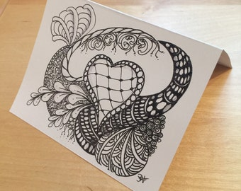 Notecards featuring art by Drew Emborsky, aka The Crochet Dude
