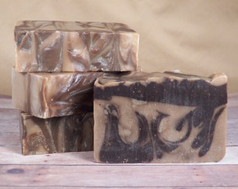 All Natural, Milk and Honey, Cold Process Soap
