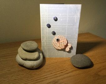 Handmade Cards - All Occasions - Nautical Design - A021