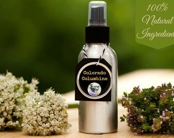 100% Natural Fragrance - Colorado Columbine