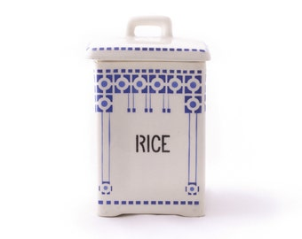Rice Canister