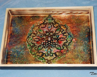 Zendigity Decorative Tray -7-