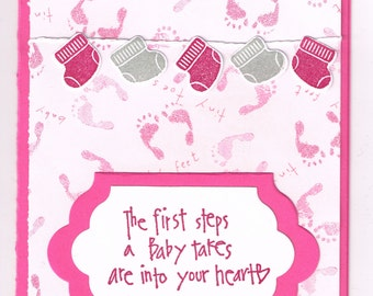 Baby Steps-Baby Girl