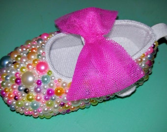 Baby Bling Crib Shoes