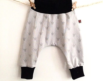 Baby harem pants Crown