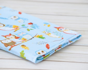 Cute iPad case, iPad Pro Case , Padded iPad Case, iPad Air Cover,  iPad Air 2 Cover - Owls