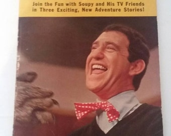 Soupy Sales TV Adventure Book 1965