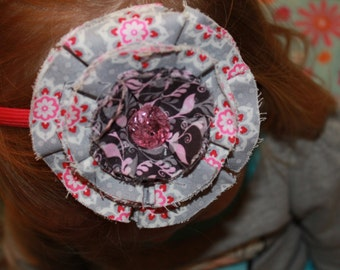 Large Petal Headband