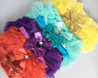 Baby girl bloomers/ new colors! / Sweetsparkle