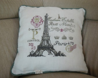 Pillow Paris
