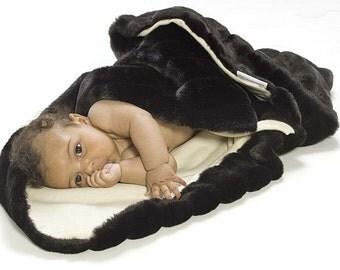Large mini mink blanket 140 x 110
