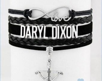 DARYL DIXON Infinity Love Bracelet