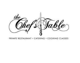 The Chef's Table Stickers