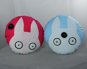 Totoro Bunny Pillow