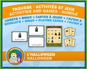 Jeux & Activités - L'Halloween